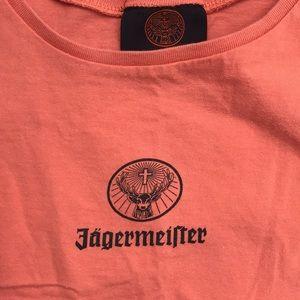 Jägermeister T Shirt Jagermeister 56 Herbs Small